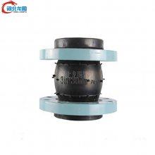 优质不锈钢316L耐腐蚀橡胶软接头 DN65 PN1.6MPA