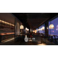 上海餐饮空间效果图制作 舟尚供 餐饮空间效果图制作