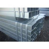 供应天津Q195Q235优质镀锌方管