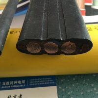 上海百胜龙门吊扁电缆,龙门吊高压电缆厂家