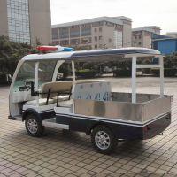 朗晴 LQF090 0.9吨 双排座电动城管车