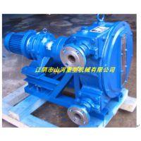 山河牌JGB系列强自吸工业软管泵
