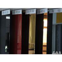 厂家供应超白高透度膜玻璃可加工定做