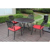 舒纳和 户外家具铸铝桌椅别墅酒店花园庭院阳台会所露台咖啡厅