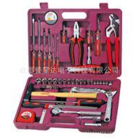 ENDURA力易得 70件套机修组套E1315 维修套装工具多件套组装工具