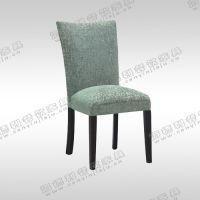 定制火锅店餐桌椅 实木软包椅 高背舒适椅子 海德利是你的
