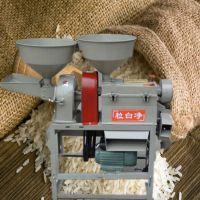 适合各种品种水稻碾米机 润丰多功能粮食碾米机型号