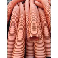 贵州贵阳HDPE双壁波纹管、钢带管、碳素管