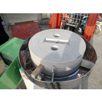鼎信专业研发全自动石磨 面粉厂专用优质电动石磨机