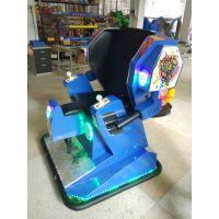买广场游乐设备机器人战火金刚儿童电瓶玩具车选择广州锐星游乐设备给你一个方心的平台