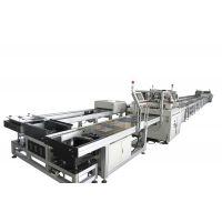 黑金刚智能模块化印刷生产线HJG-HXK-4G-高精密丝网印刷搭配CCD视觉对位系统,自动定位!