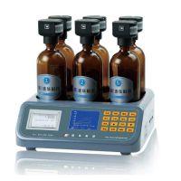BOD测定仪 智能型 LH-BOD601型 无汞压差感测(呼吸法)连华科技