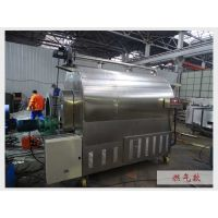 东亿LQ200GX多功能燃气炒货机 五谷杂粮炒货机 厂家直销