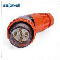 斯普威尔直销 SP-56PA510 工业防水插头 10A5芯防水工业插头