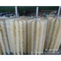 【专业生产】各种规格型号城市污水处理设备毛刷辊 栅栏机毛刷辊