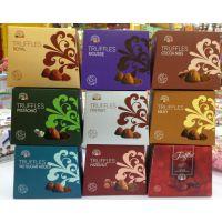 比利时进口 200g德菲丝松露巧克力 浓郁奶香 浪漫慕斯 金典香醇
