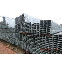 推荐Q235B大口径热镀锌方矩管……厚壁镀锌方通价格