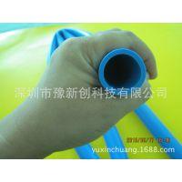 普通蓝色硅胶管橡胶管25*31 内径25mm  外径31mm 定做彩色硅胶管