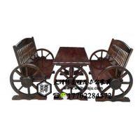 天津六人餐桌椅,天津老榆木餐桌椅,天津家用餐桌椅