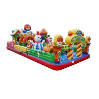 【都是报道】河南郑州三乐玩具充气城堡充气儿童玩具双十二嗨购