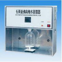 实验室专用石英亚沸高纯水蒸馏器厂家