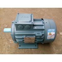 正品QABP系列0.37KW2极风机水泵变频调速三相异步电机可装制动器配独立风扇