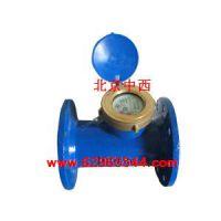 中西水平螺翼式热水表(湿式)(机械式) 型号:LXLR-100E库号:M231535