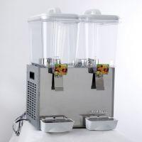 现货供应商用冷热喷淋冷饮机按要求定做实用双温冷热果汁饮料机