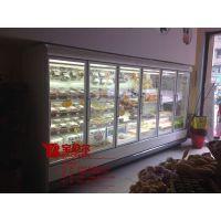 上东水果冷藏柜多少钱一米?