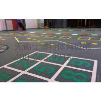 江苏无锡仕博特定制360运动地板健身房地胶无器材运动地板功能全国安装