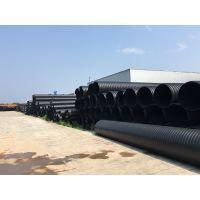 永顺钢带管/钢带增强聚乙烯(PE)螺旋波纹管公司易达塑业产品耐腐蚀耐磨损