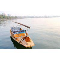 纯手工打造仿古木船、古镇乌篷船、旅游观光船