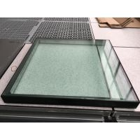 汇丽透明玻璃架空地板