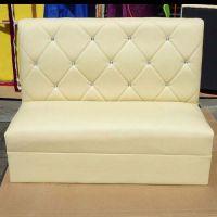 沙发定做 皮革简约双人沙发 千鸟格纹靠背沙发 高档餐厅火锅沙发