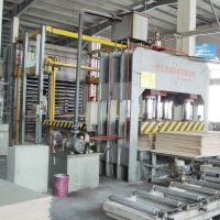 供应青岛国森品牌3层或多层竹木复合板成套设备生产线