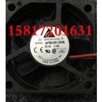 原装 DELTA台达3510 AFB03512HA 0.14A 散热风扇现货