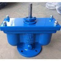 供应上海QB2-P2型双口排气阀,QB2法兰排气阀