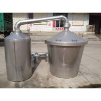 春秋机械 白酒 酿酒设备 小型 家用 蒸馏 烧酒100型设备器