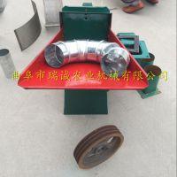 锤片式杂粮秸秆粉碎机 家用小型电动杂粮石磨机 价格优惠