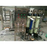 山水行SSX001 纯水处理 二级反渗透 化工医疗食品企业用水专用OEM