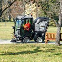 专供大型扫地机MC 50 德国凯驰城市清扫车