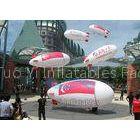 Waterproof InflatableAdvertising Blimp Helium Zeppelin For Event Showing