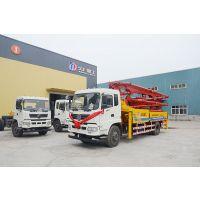 黑龙江哈尔滨久邦小型混凝土泵车 厂家优惠中