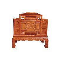 缅甸花梨江南美景客厅古典式实木沙发10件套价格厂家_大古树家具