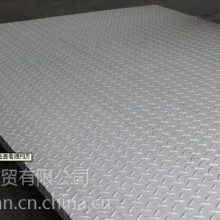重庆花纹板 现货安钢Q235B扁豆花纹板 货到付款