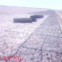 渠道生态修复格宾网覆塑 河床改进修建镀锌格宾网