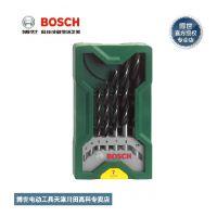 原装 博世BOSCH电动工具附件7支木工钻头套装