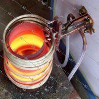 超音频导轨自动化淬火设备