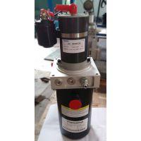进口国产升降平台单作用油缸直流电机液压动力单元液压站站系统