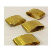 沧州异形管椭圆黄铜管厂家,装饰用黄铜方管(圆角、直角)加工